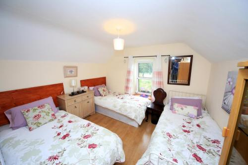 Cully Cottage is a traditional Irish cottage with all modern conveniences